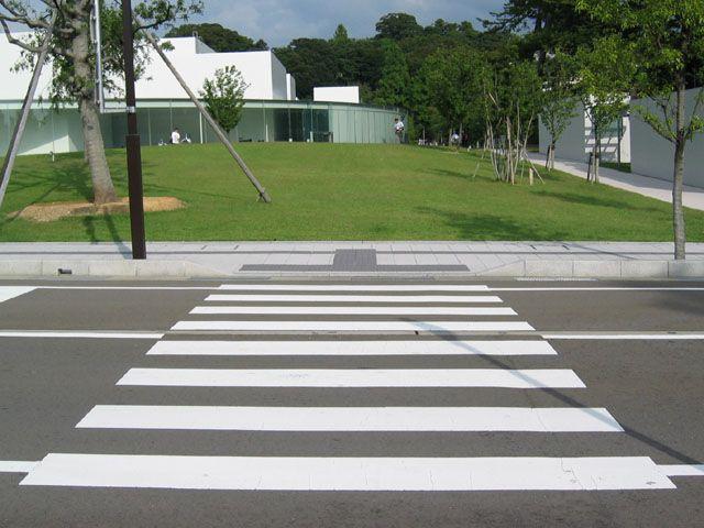 Blame-crosswalk