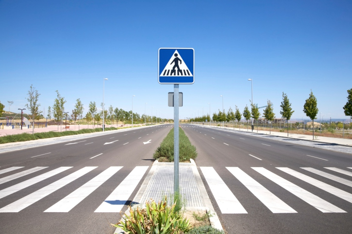 Zebra-symbol-walk